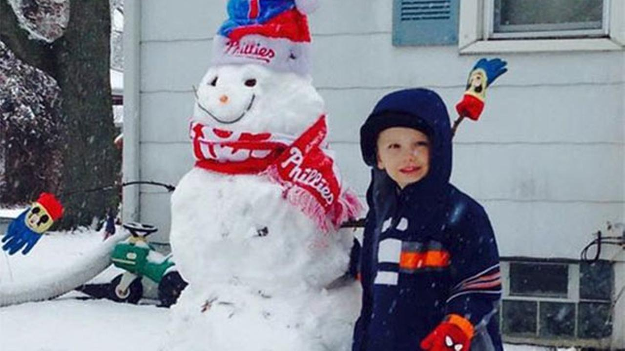 Your #6abcAction photos of the snow