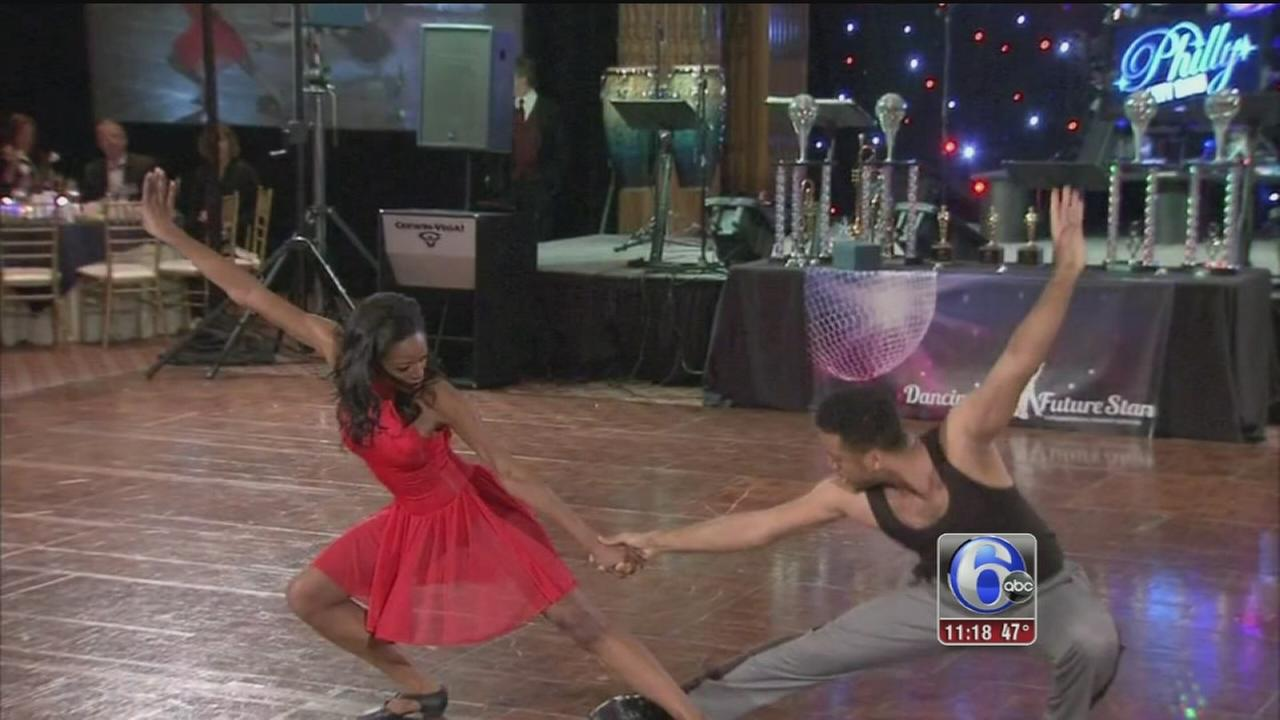 VIDEO: Melissa Magee dances for charity | 6abc.com