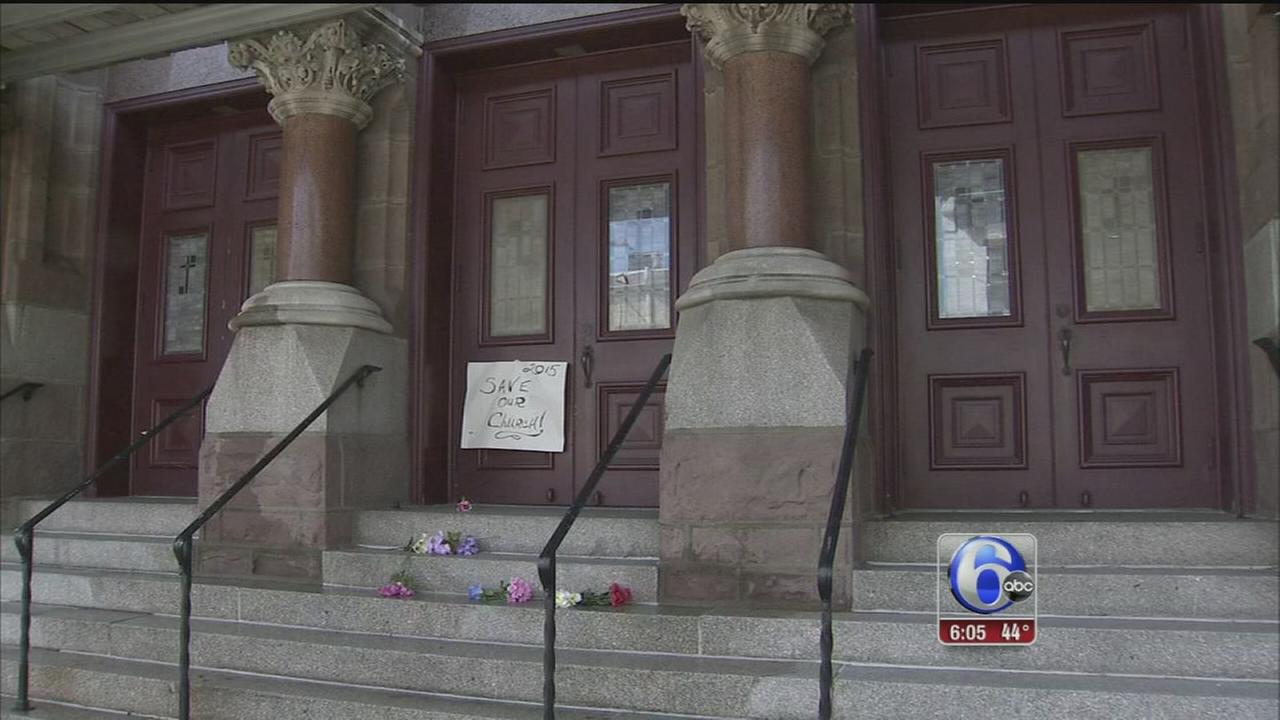 VIDEO: 19th century church in Fishtown to be demolished