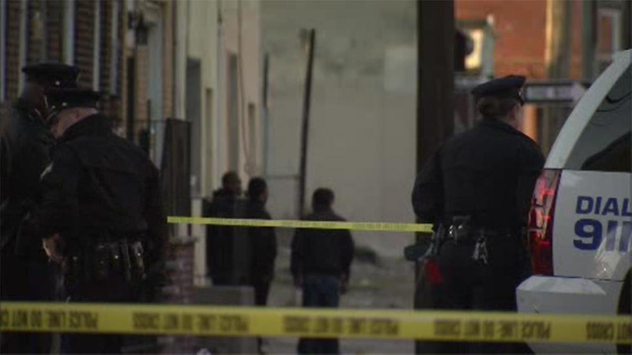 Man shot in the stomach in Point Breeze