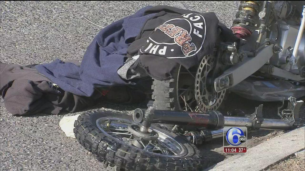 1 dead, 1 hospitalized after dirt bike accident in Mayfair   6abc.com