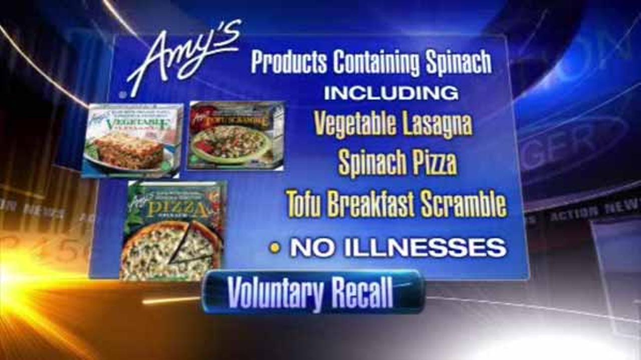 Amy's Kitchen recalls thousands of frozen meals