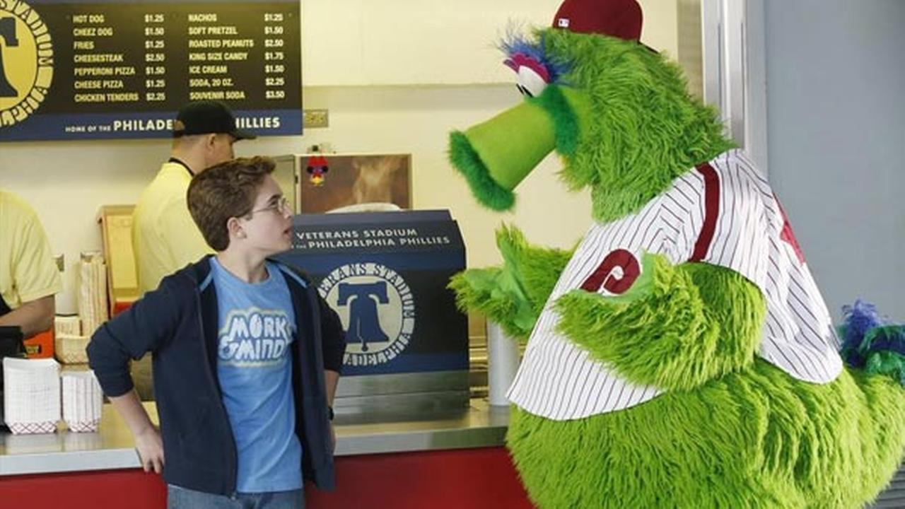 THE GOLDBERGS - The Lost Boy - While attending a Phillies baseball game, Murray says Adam is old enough to leave his seat on his own.