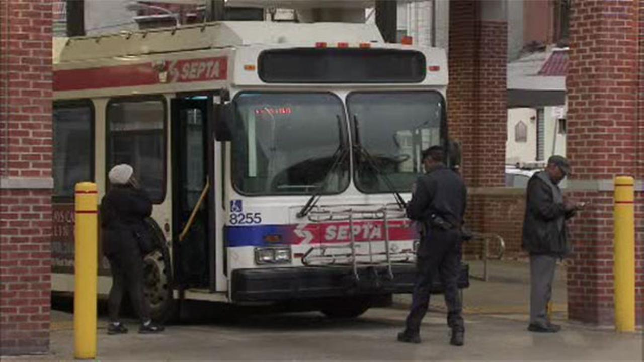 Suspect nabbed for punching SEPTA driver in Strawberry Mansion