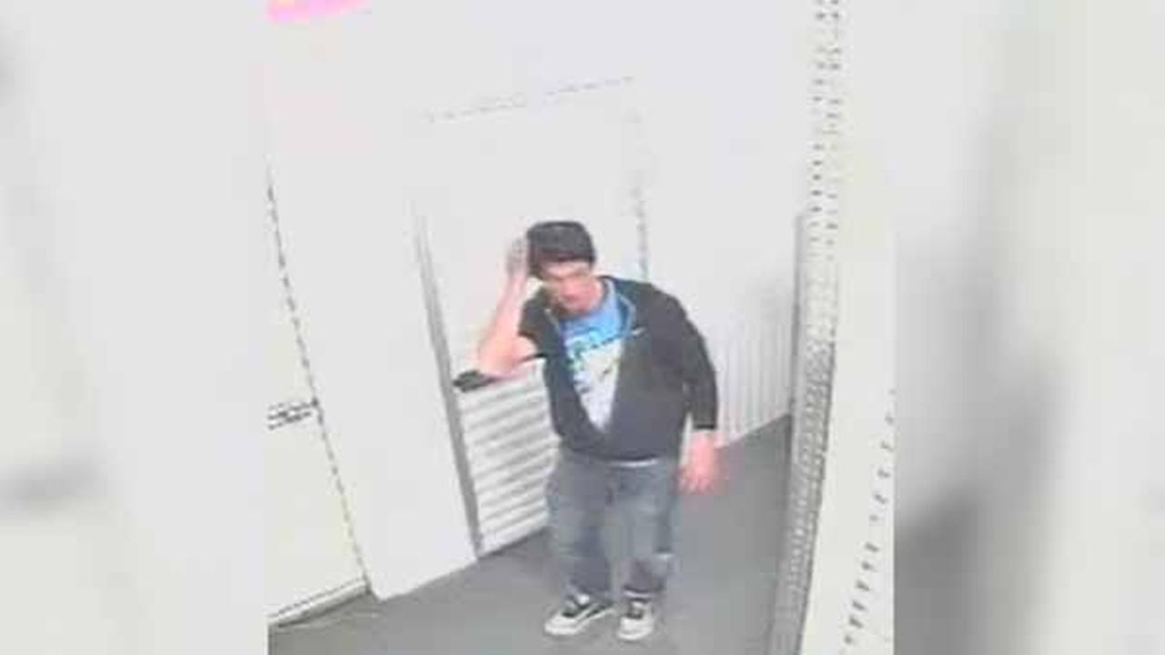 Philadelphia police are searching for three suspects who burglarized a storage facility in the citys Port Richmond section.