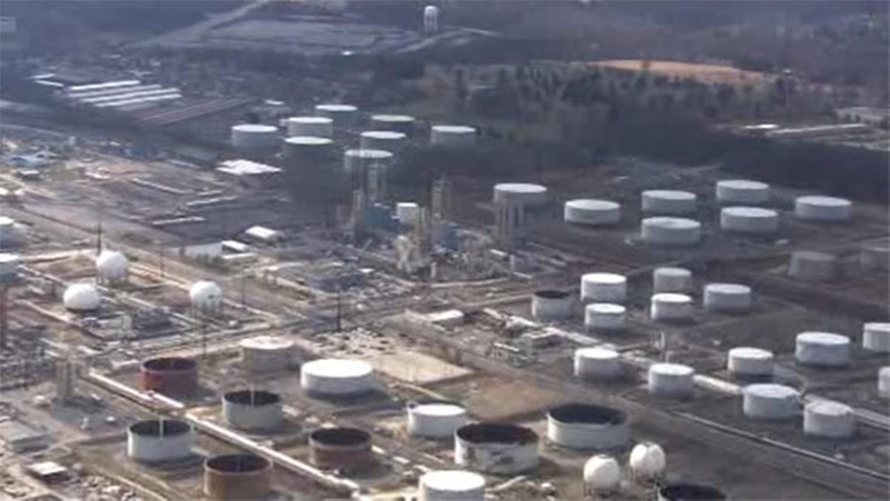 Worker killed in accident at Marcus Hook Sonoco refinery