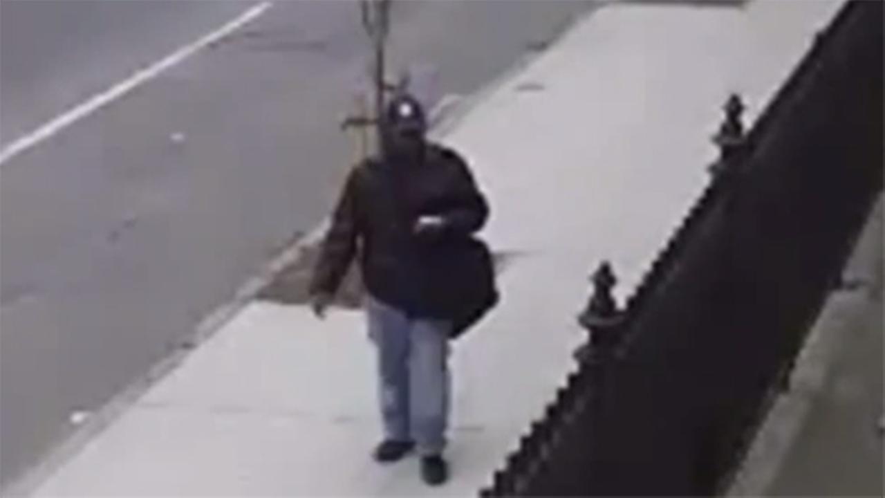 Suspect in Society Hill car break-in