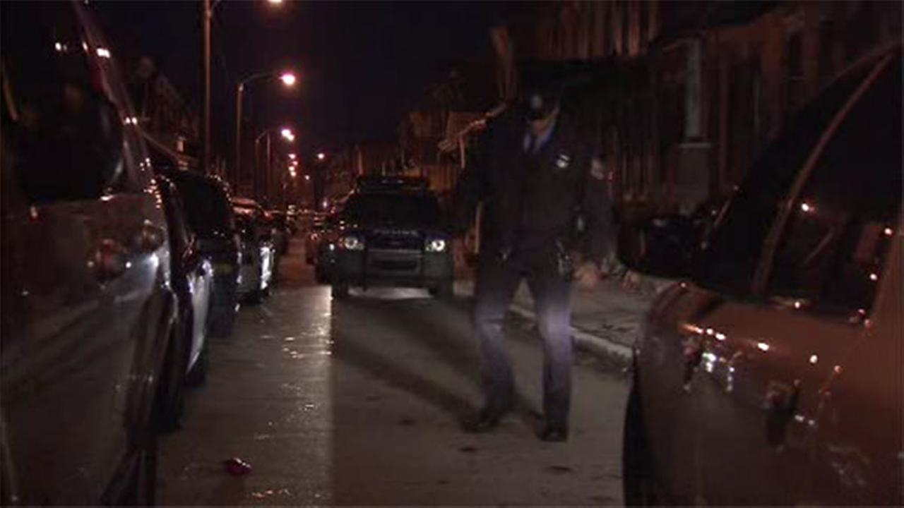 Man stabbed in the leg in Strawberry Mansion