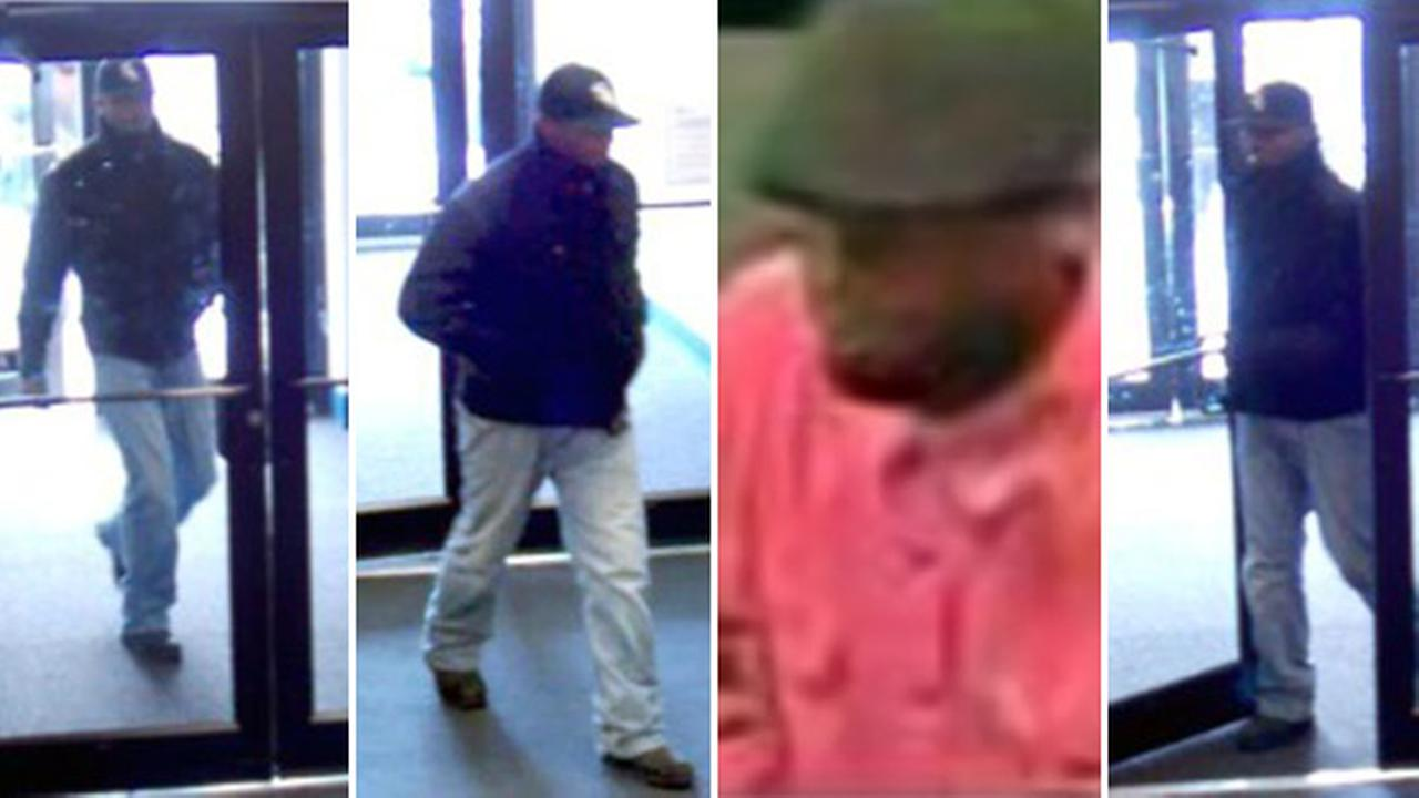 Serial robber targets bank in Overbrook Park multiple times
