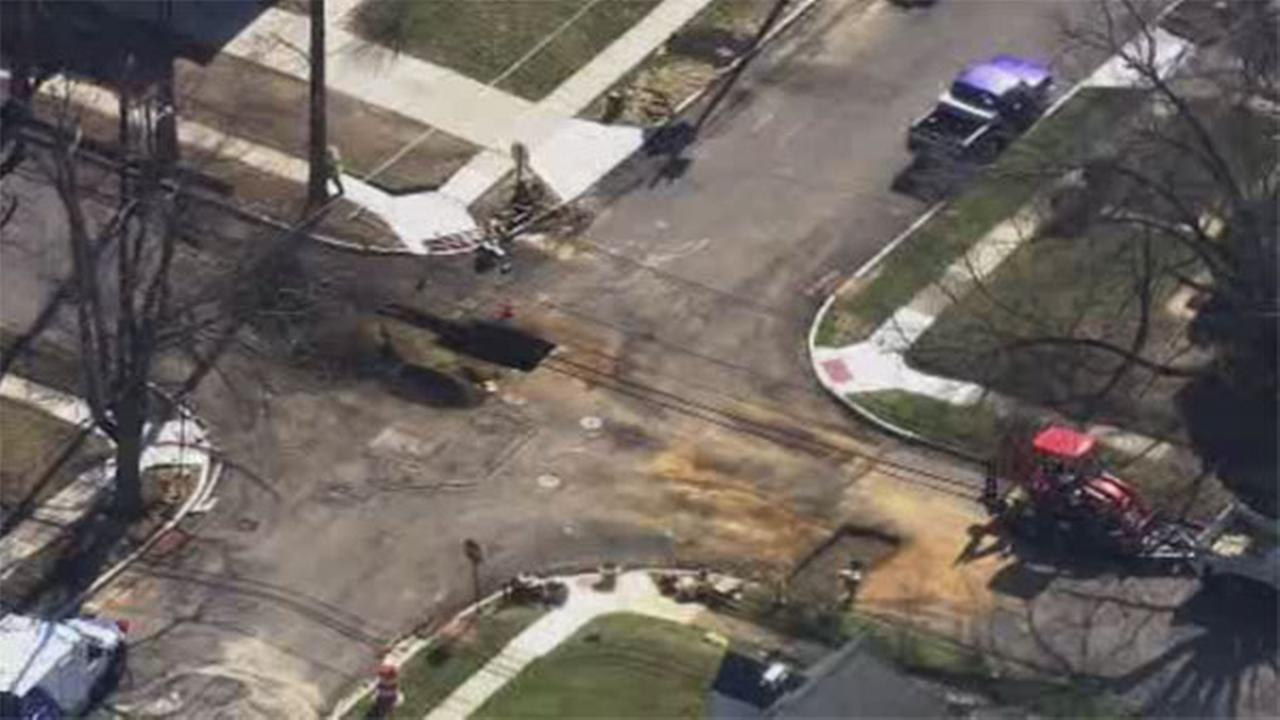 Evacuations after reported gas leak in Magnolia, NJ