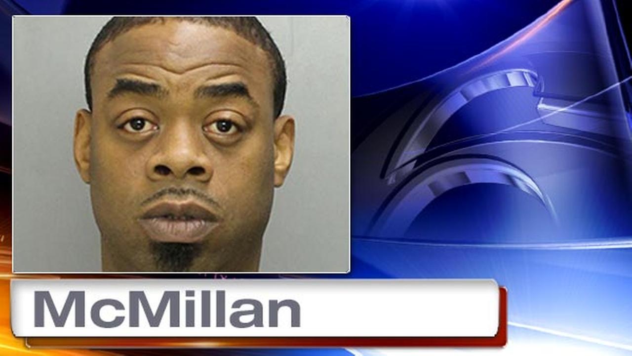 John McMillan, suspect