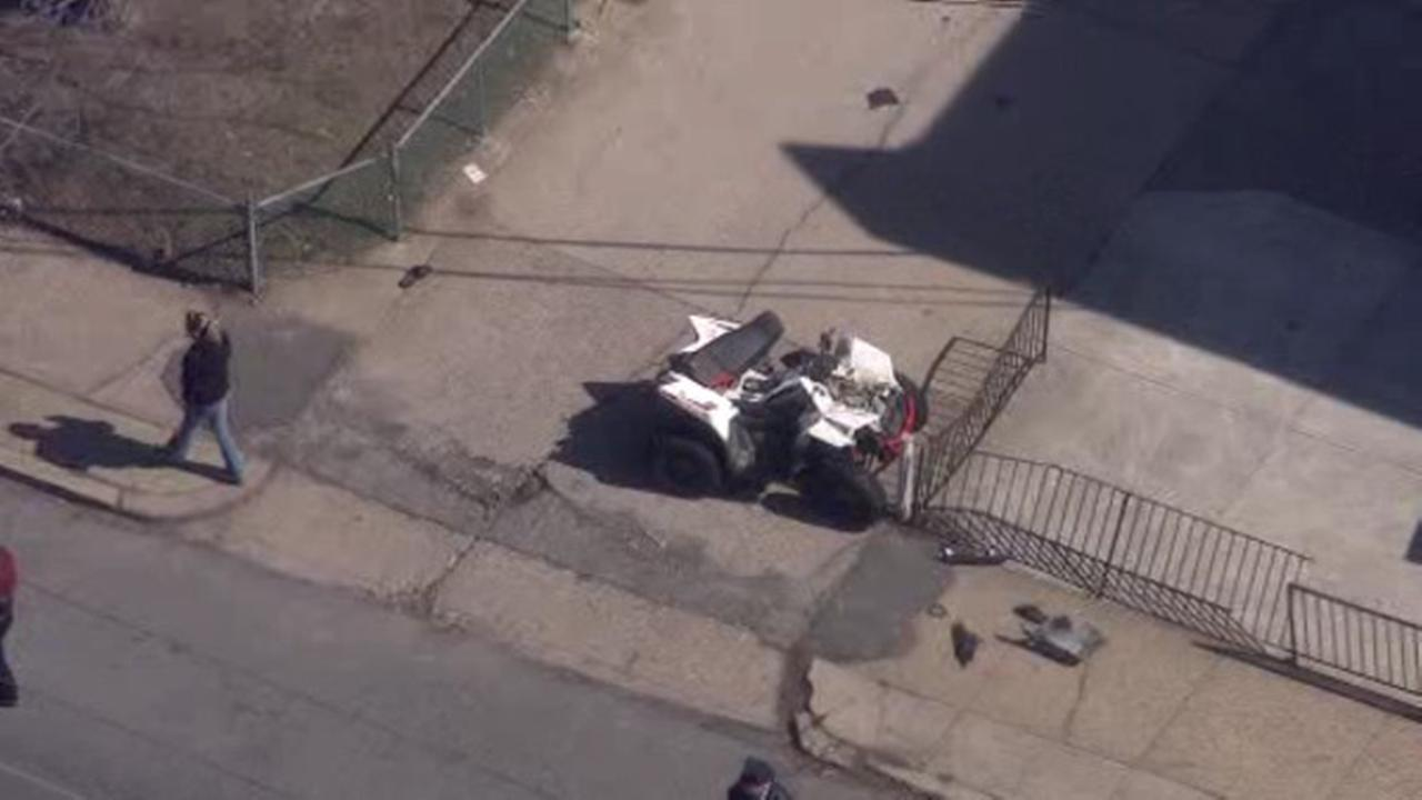 Rider in Tacony ATV accident dies from injuries