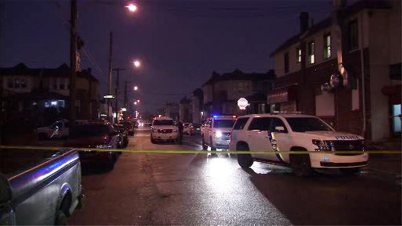 Victims wounded in Tacony double shooting