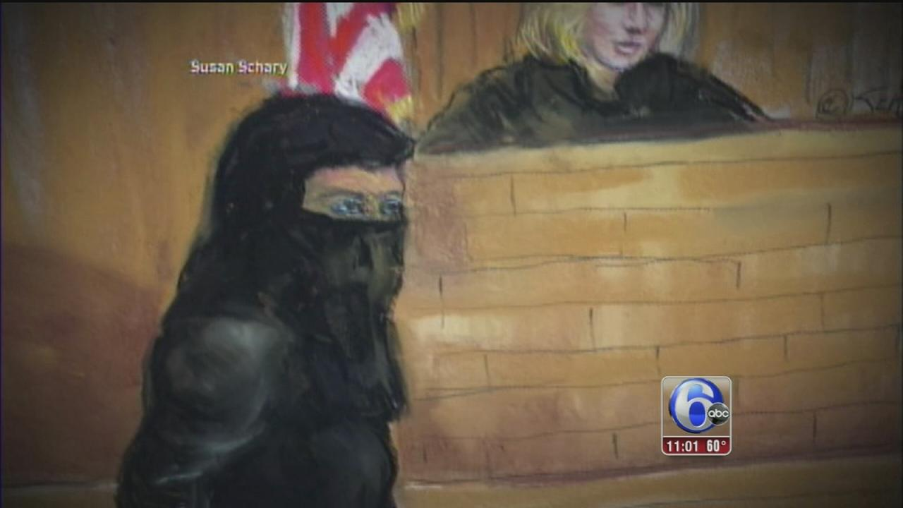 VIDEO: Philly. woman charged with planning to join ISIS