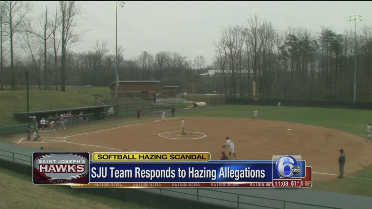 VIDEO: Hazing allegations