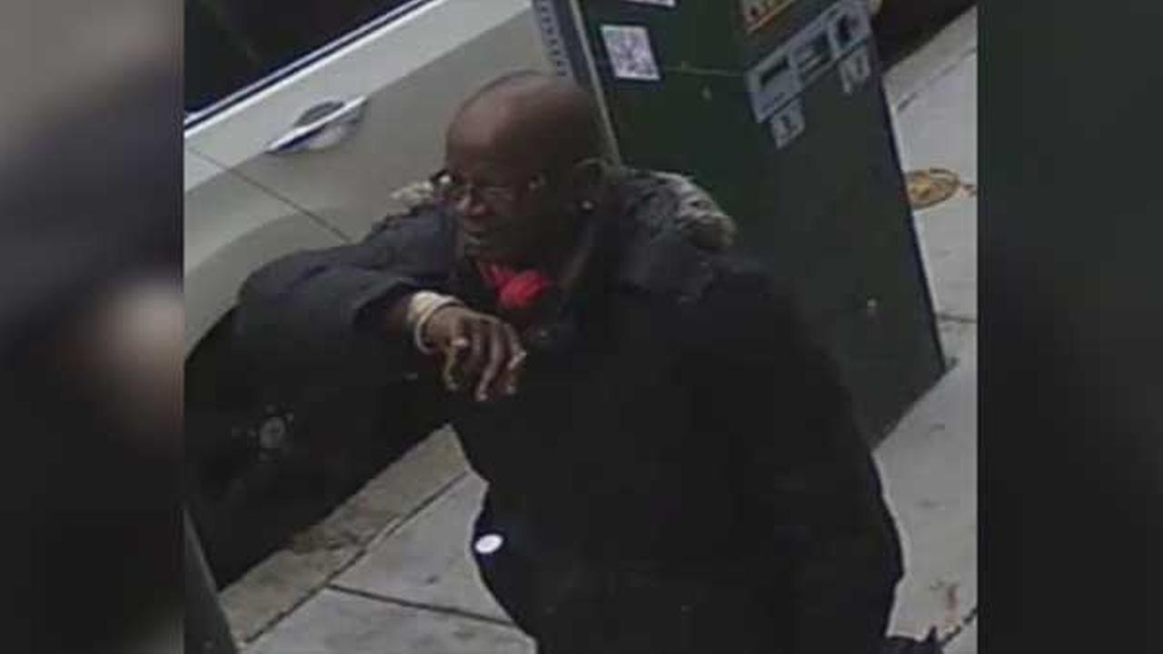 Police in Center City are trying to track down the man who stole from a business on the 1600 block of South Street.