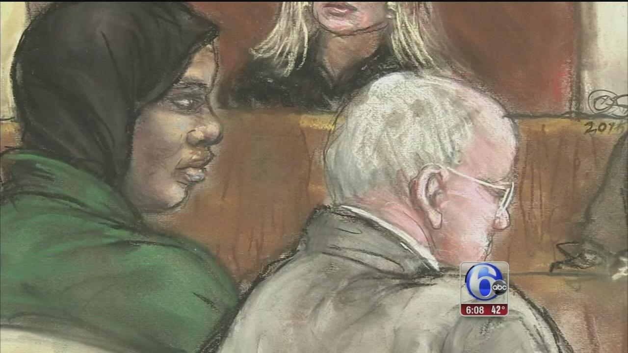 VIDEO: Phila. woman charged in plot to join ISIS remains jailed