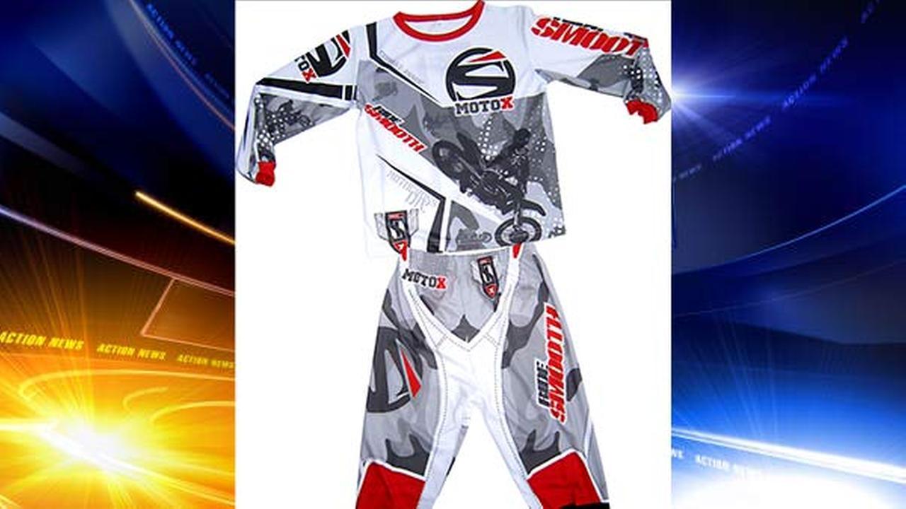 Childrens pajamas recalled due to burn risk
