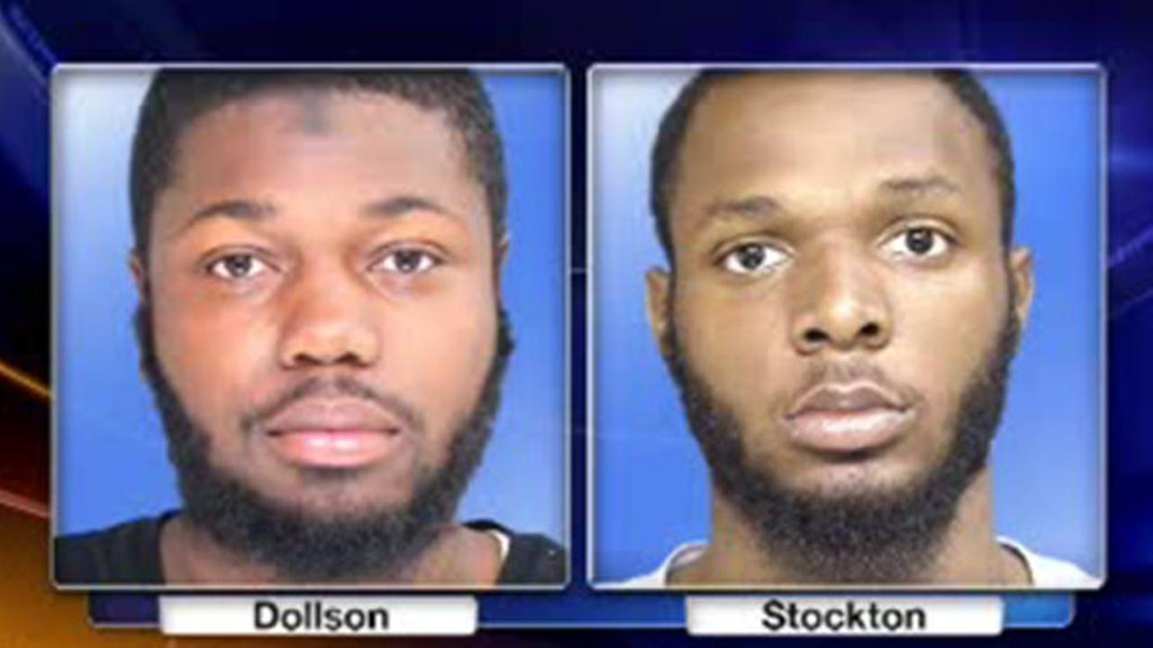 2 arrested in South Philadelphia shootout