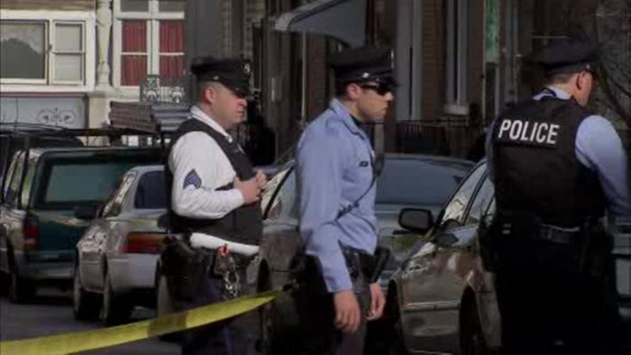 Woman shot in the back in West Kensington