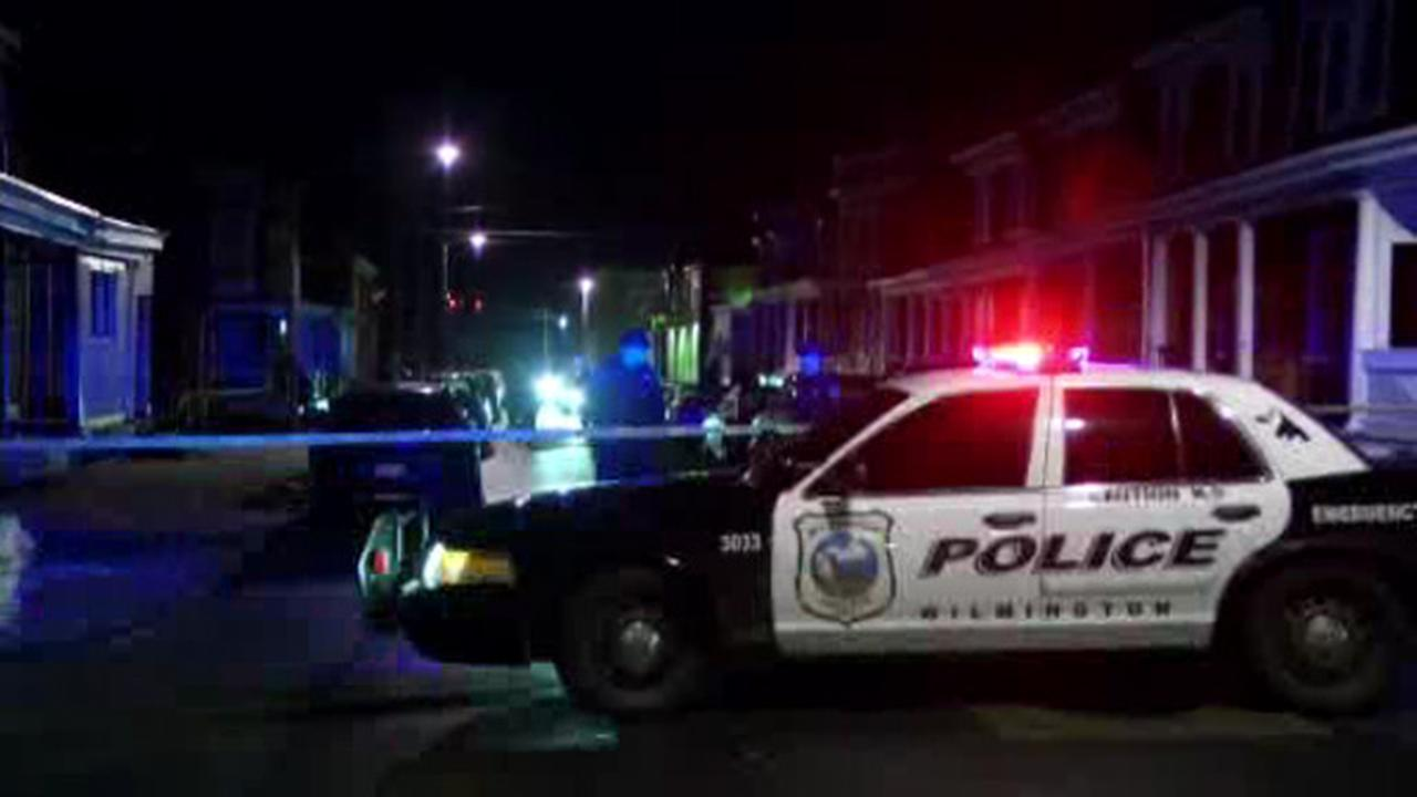 Man shot multiple times in Wilmington