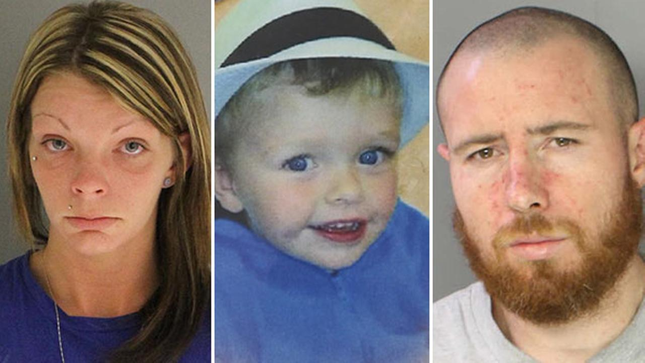 Pictured: Shannon Matthews, 2-year-old Mason Hunt, and Daniel Grafton