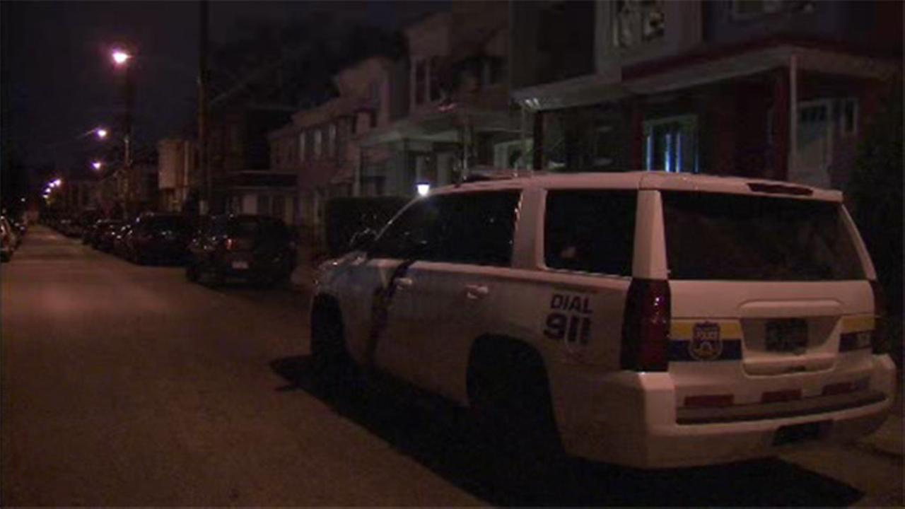 Man shot in the chest in Frankford, suspect in custody