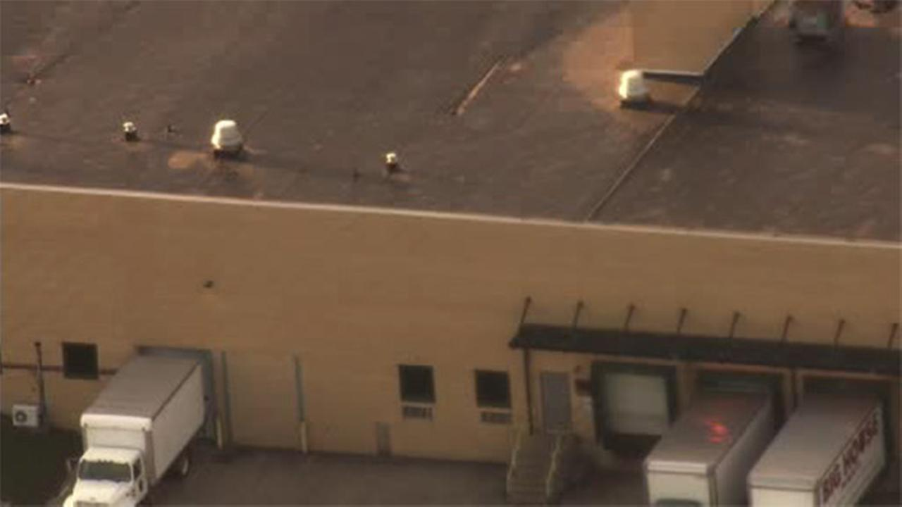 Fire erupts inside cell at Graterford Prison