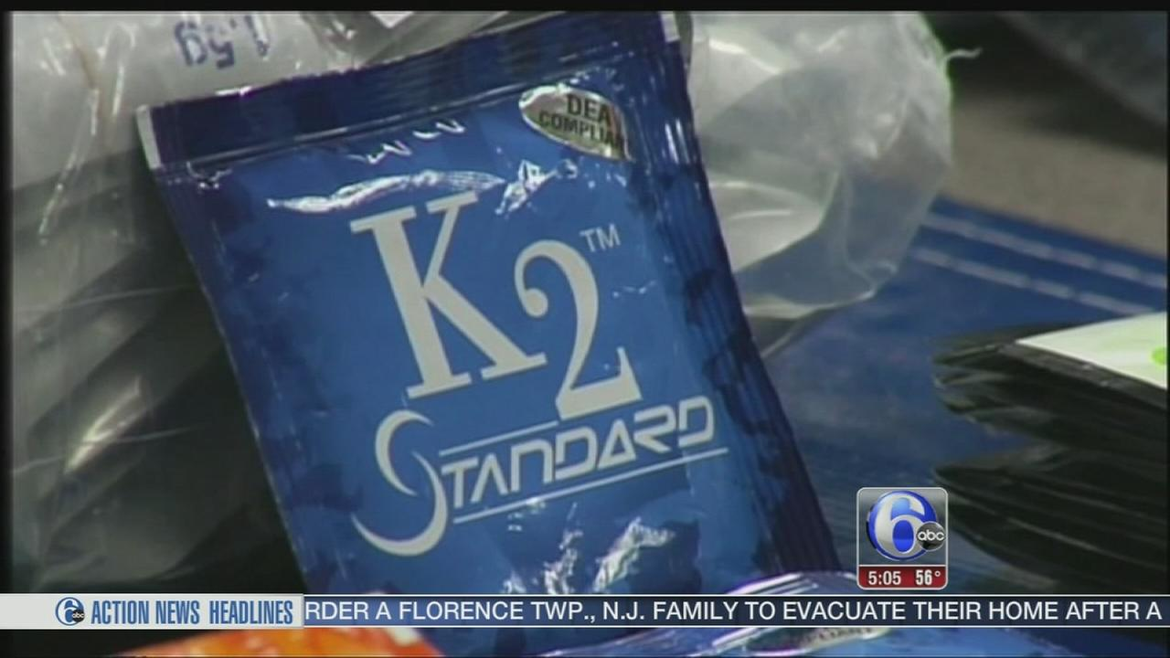 VIDEO: Synthetic marijuana overdose