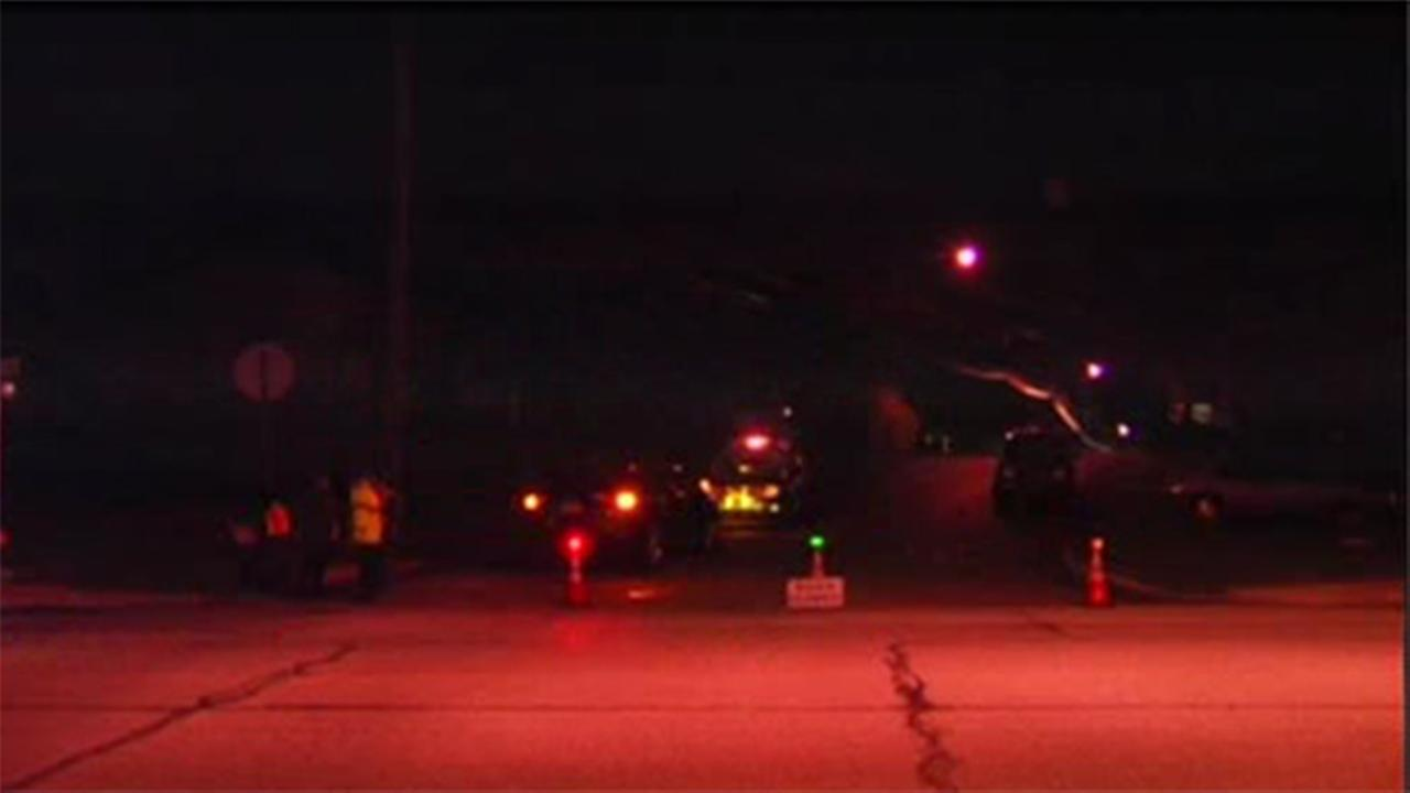 Person fatally struck by train in Berks County