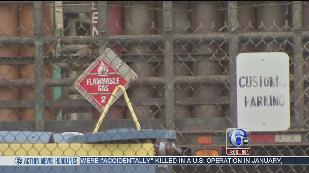 VIDEO: Residents allowed to return home after montco hazmat