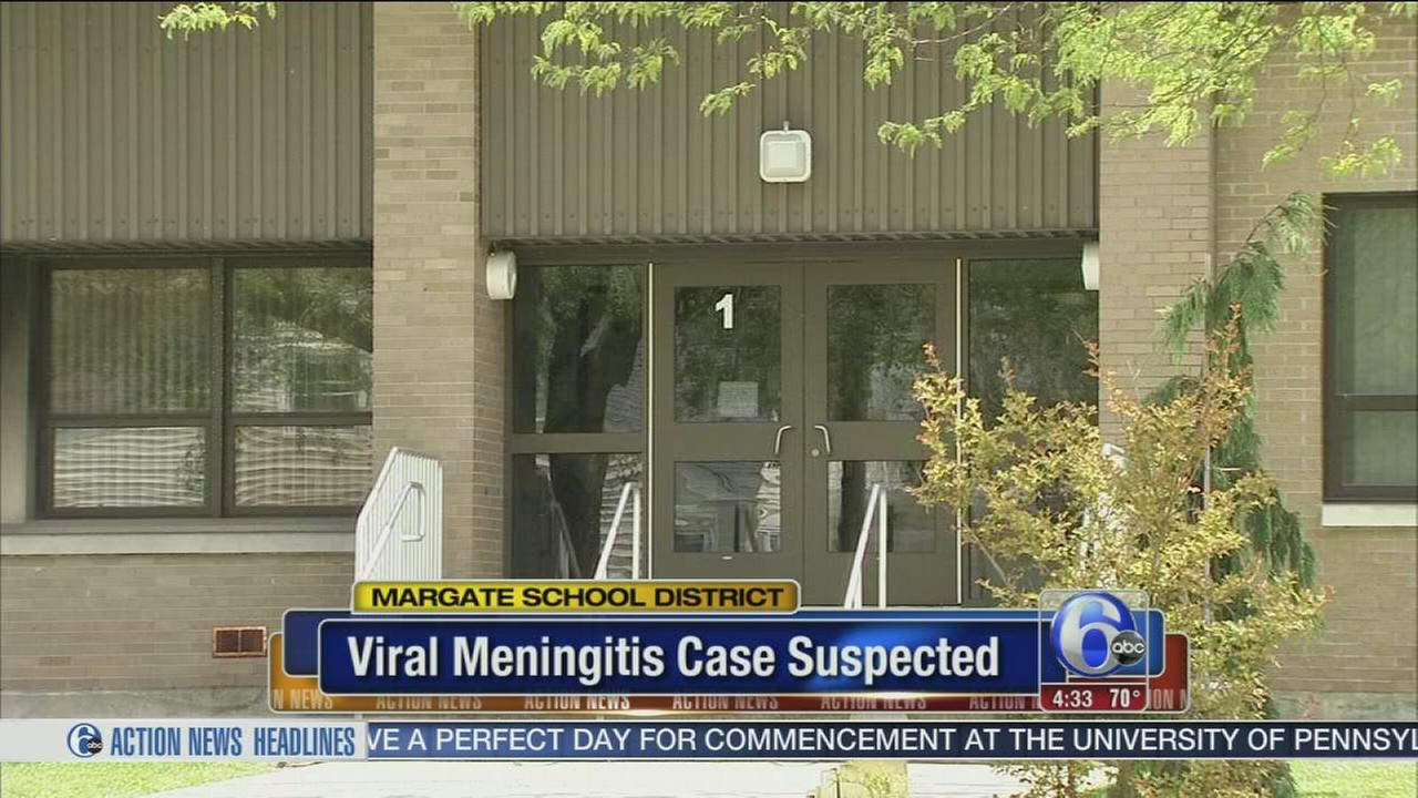 VIDEO: Margate schools investigate meningitis report