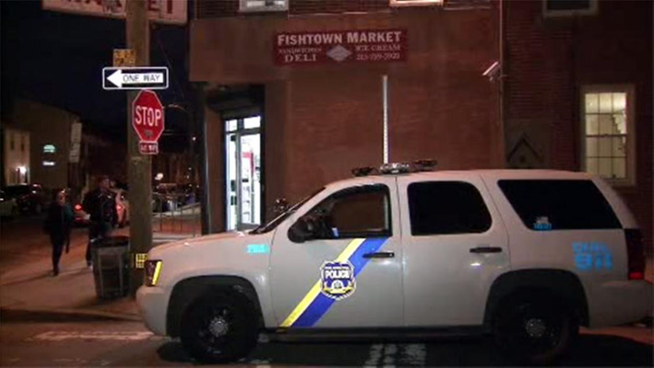 Market Robbed in Fishtown