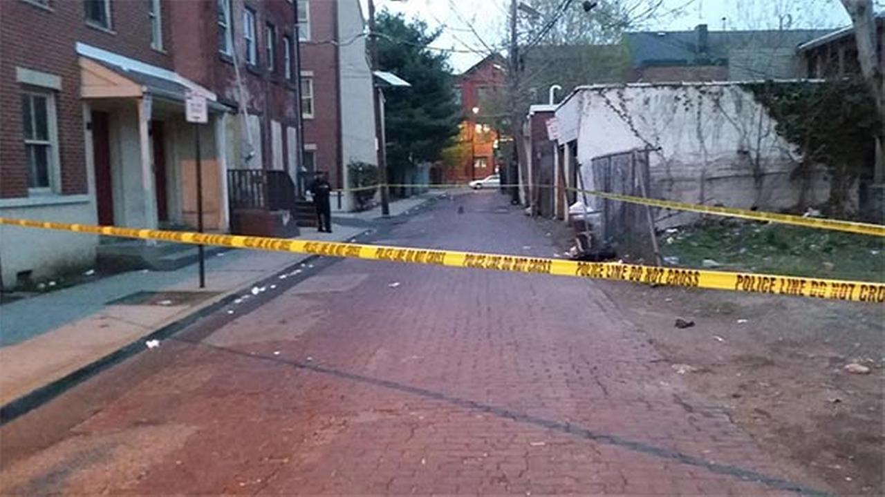 4 people wounded in Trenton shooting
