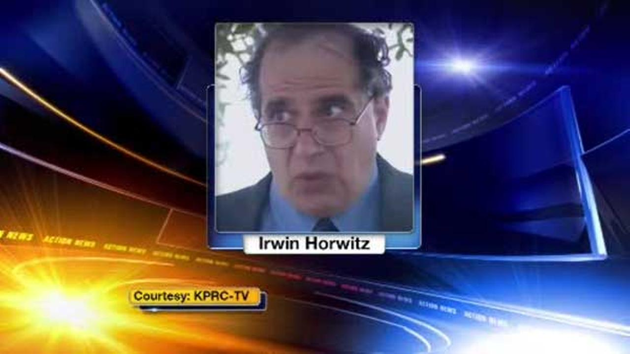 Texas A&M Professor Irwin Horowitz