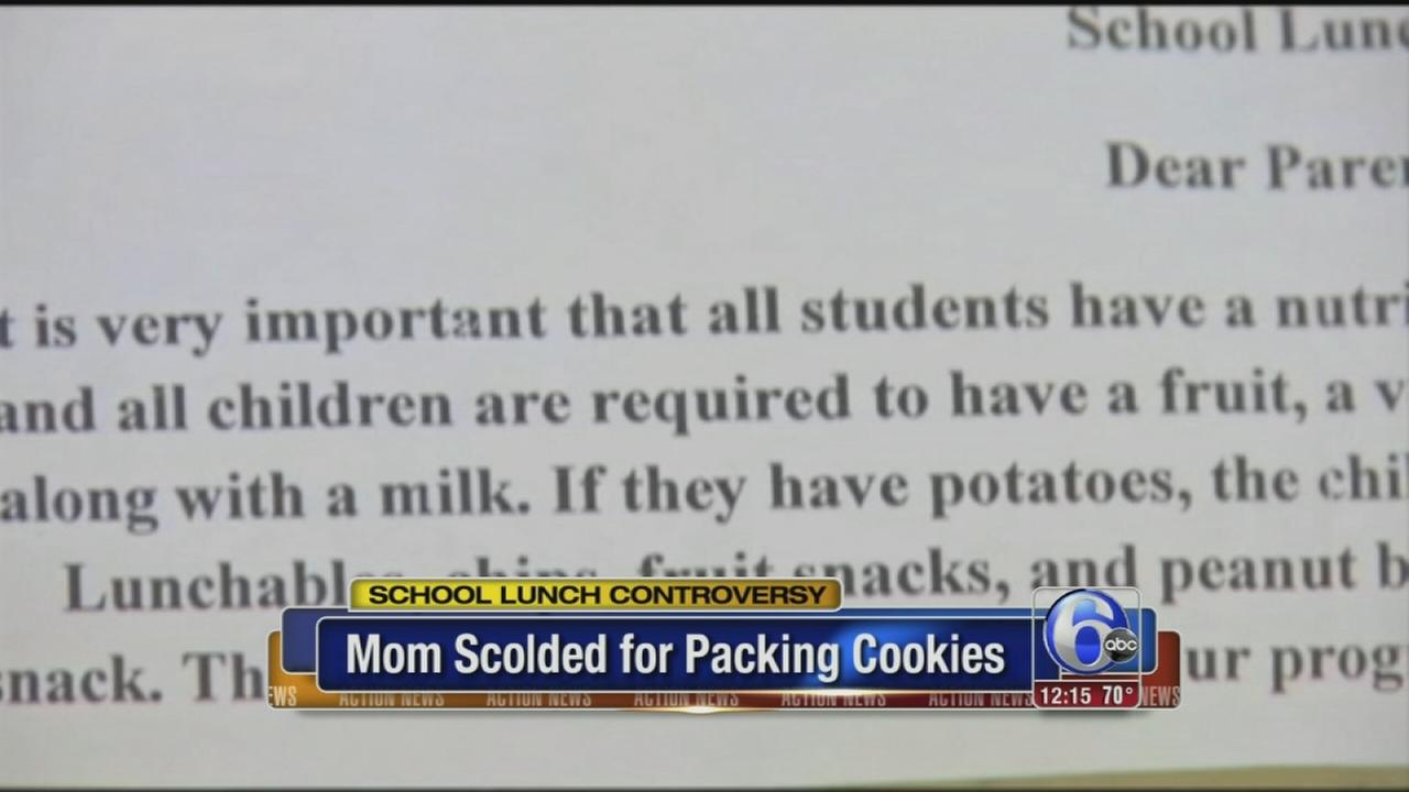 VIDEO: Mom scolded for packing Oreos in daughters lunch