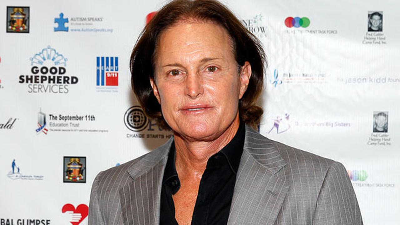 FILE - In this Sept. 11, 2013 file photo, former Olympic athlete Bruce Jenner arrives at the Annual Charity Day hosted by Cantor Fitzgerald and BGC Partners.