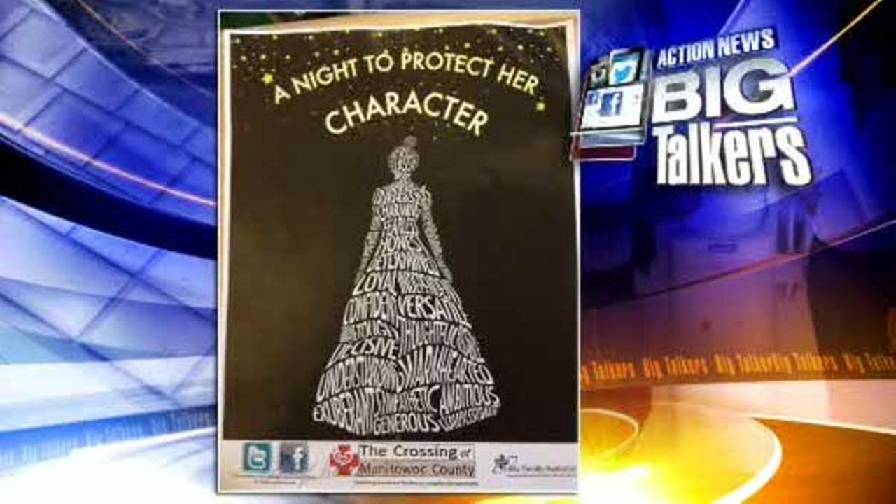 'Sexist' prom poster removed from Wisconsin high school