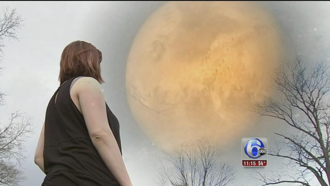 VIDEO: 2 local women may to move Mars