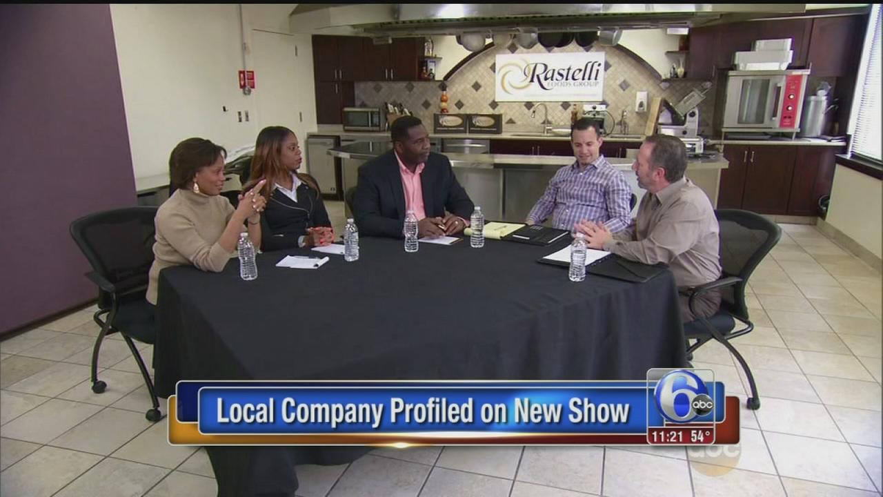 VIDEO: Local company profiled on Beyond the Tank