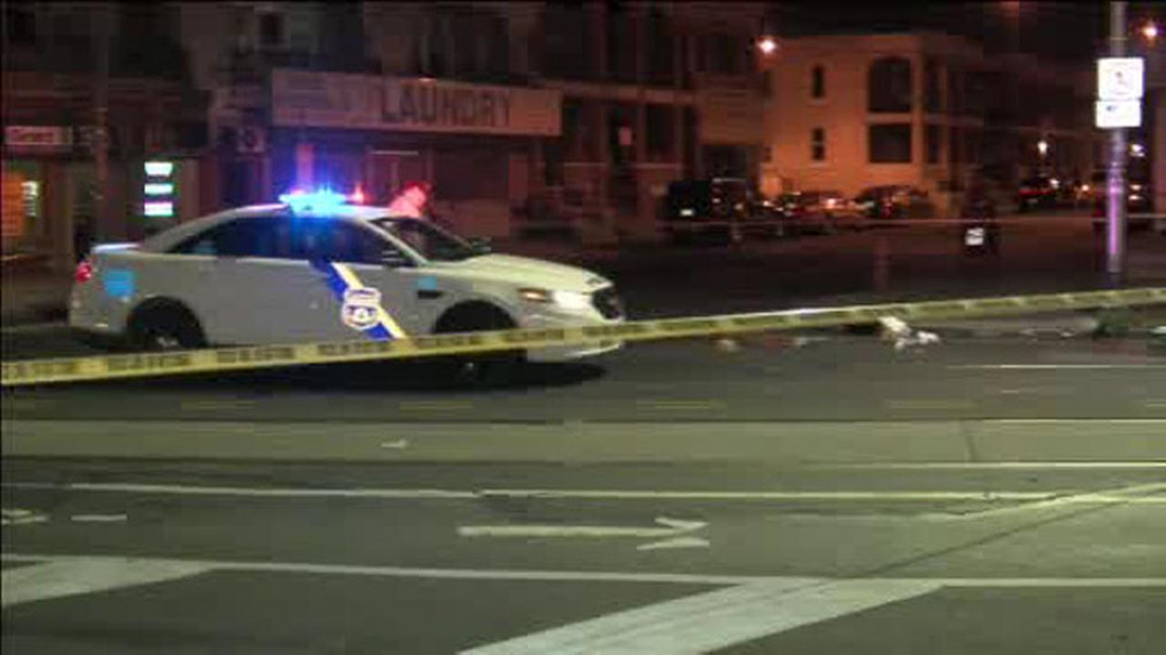 Man shot multiple times in West Philadelphia
