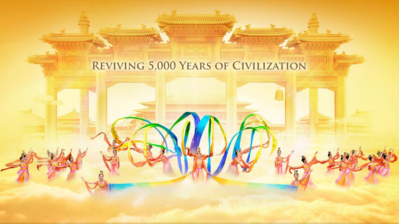 Shen Yun performs at the Merriam Theatre May 8th -10th