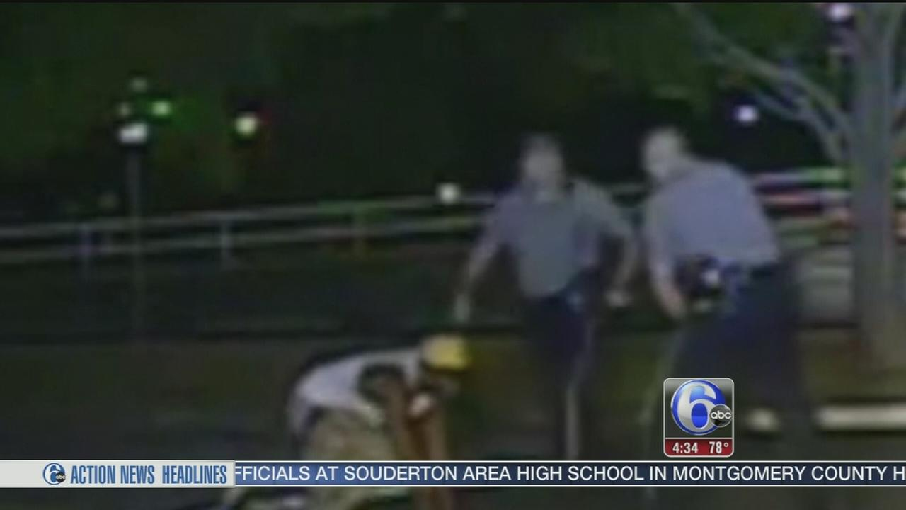 VIDEO: Cop indicted after video shows suspect kicked in head