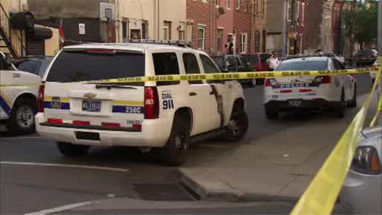 1 dead, 1 wounded in West Kensington double shooting