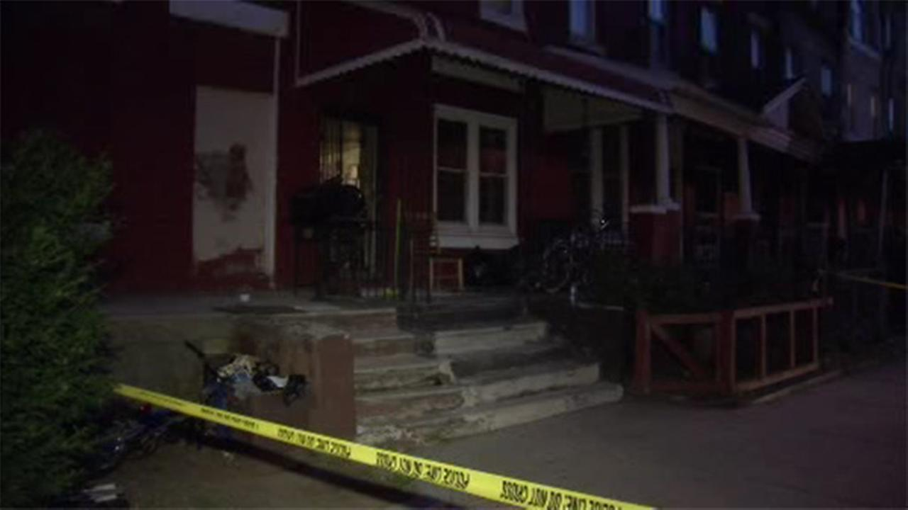 Shot fired during Strawberry Mansion home invasion