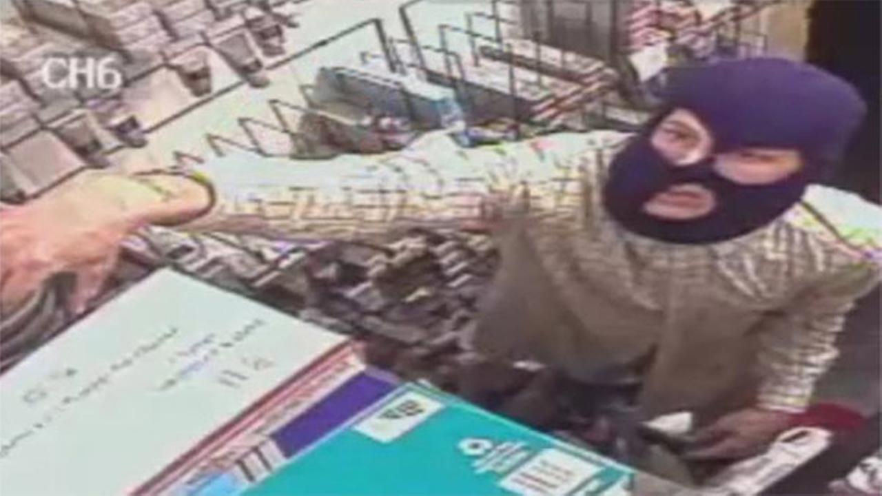 Suspect sought in Port Richmond salon burglary