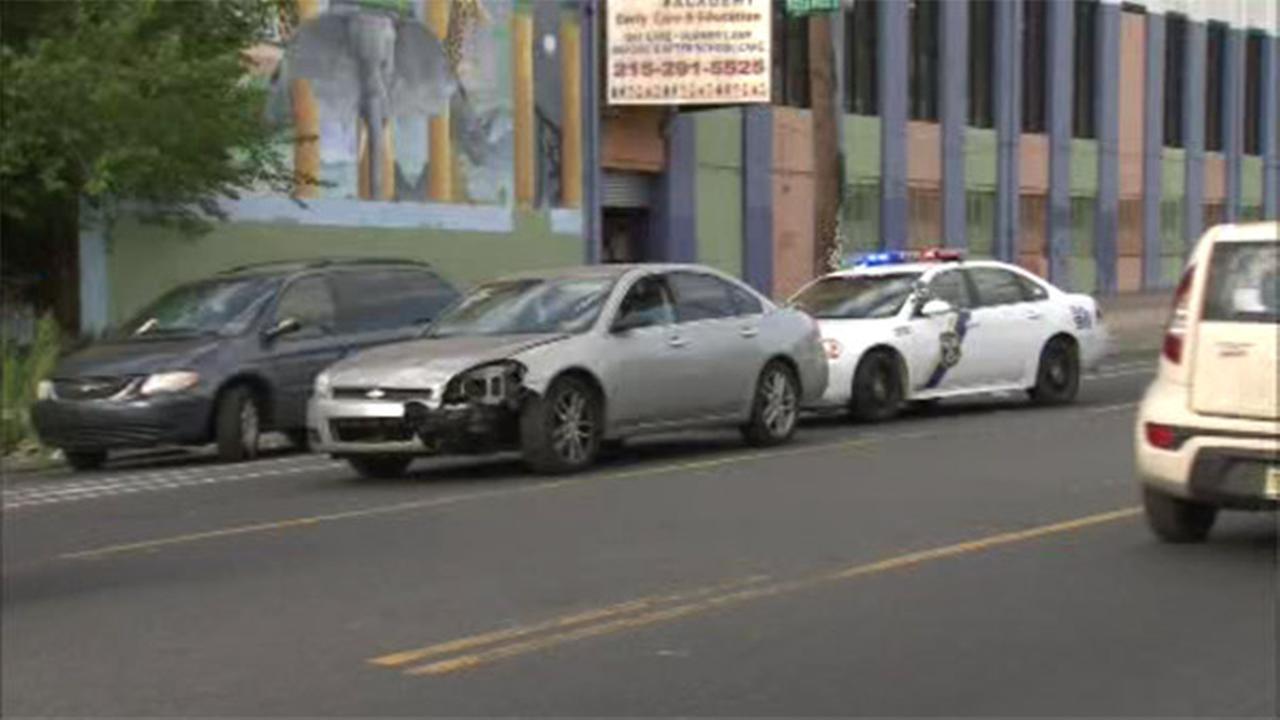 Woman struck by car in West Kensington