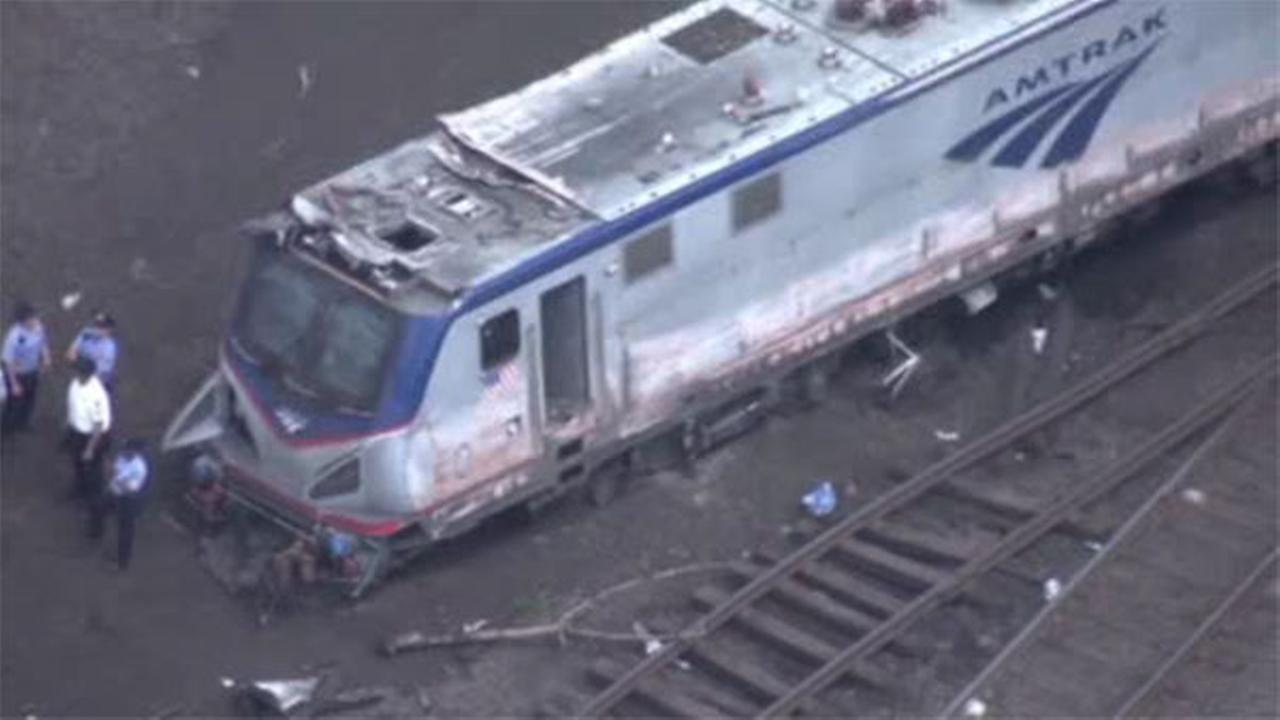 Amtrak CEO: Railroad takes full responsibility for crash