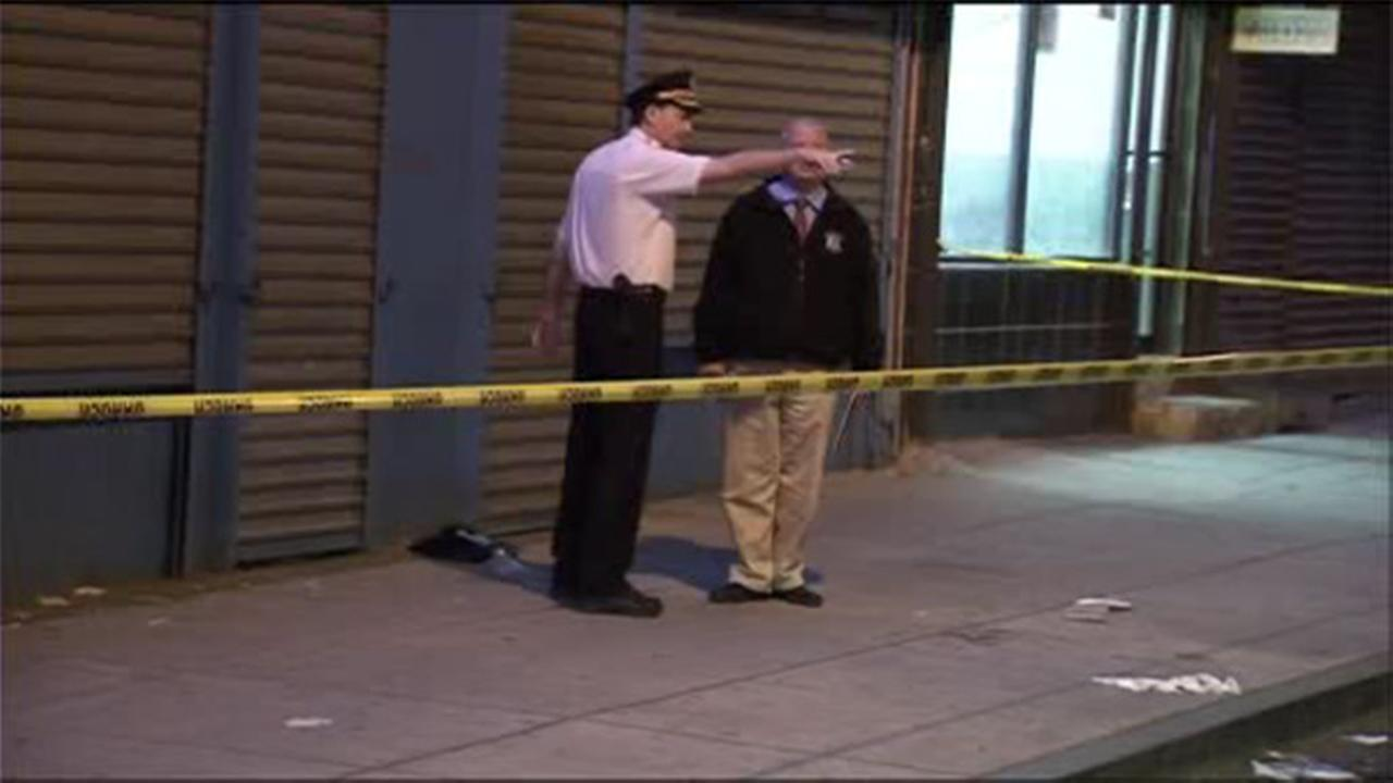 Man fatally shot in the chest in Kensington