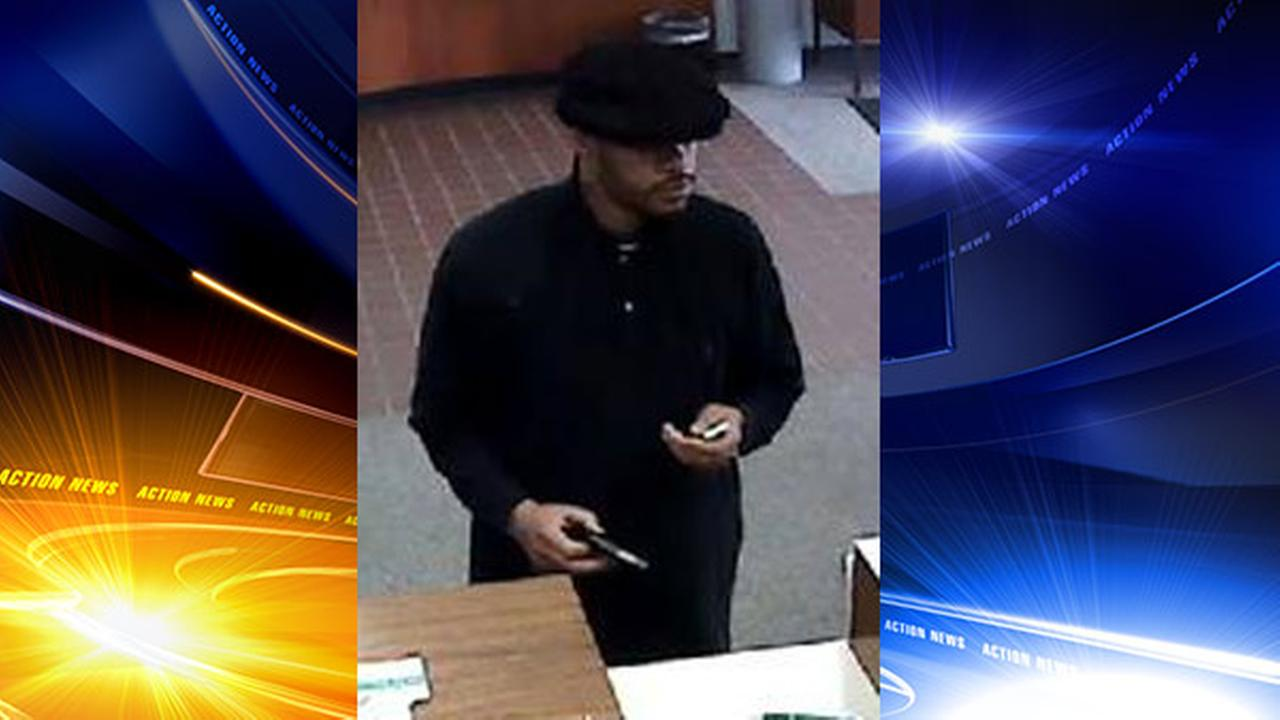 Man wanted for WSFS Bank robbery in Wilmington